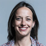 Minister for Care, Helen Whately
