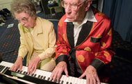 Creative arts for those with dementia