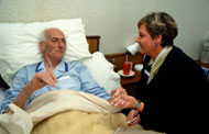 Introduction to end of life care for those with dementia