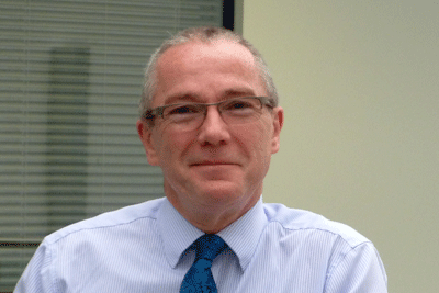 Head-shot of the author, Alistair Burns, Professor of Old Age Psychiatry, University of Manchester and National Clinical Director for Dementia, NHS England.