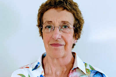 Head-shot of the author, Cathy Cooke, Social care and secure environments medicines management consultant