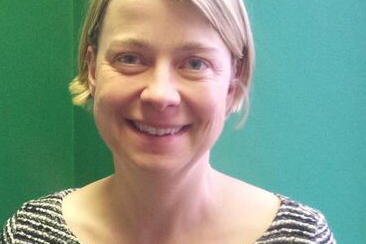 Head-shot of the author, Charlotte Augst, Chief Executive of National Voices
