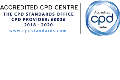 CPD accredited course logo