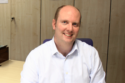 Head-shot of the author, Dan Gower-Smith, Regional Manager, Avenues South East Services