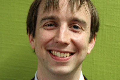 Head-shot of the author, Edward Knowles – Assistant Director, Health Integration (West Hertfordshire)