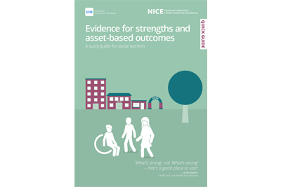 Evidence for strengths and asset-based outcomes quick guide