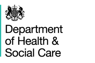 Logo of Department of Health and Social Care