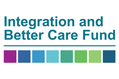 Integration and Better Care Fund logo