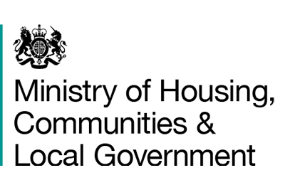 Logo of Ministry of Housing, Communities & Local Government