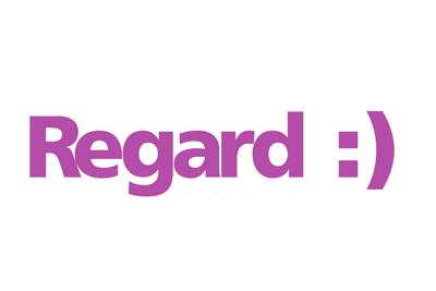 Logo of Regard (the national LGBTQI+ Disabled People's organisation)