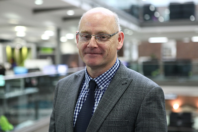 Head-shot of the author, Martin Farran, Corporate Director of Health, Housing and Adult Social Care, City of York Council