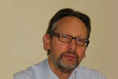 Head-shot of the author, Martin Hodges, Health and Housing Research Associate, Care & Repair England
