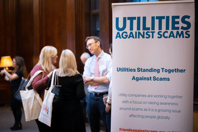 Photos from March 2019 NMCF utilities workshop