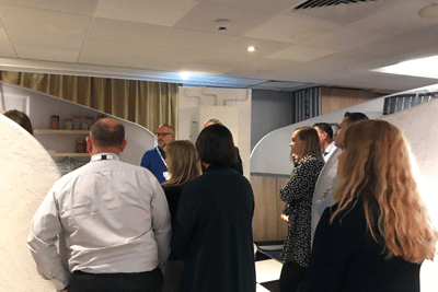 Photos from November 2019 NMCF utilities workshop