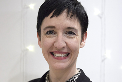 Head-shot of the author, Oonagh Smyth, Chief Executive, Skills for Care