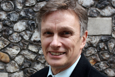 Head-shot of the author, Rob Greig, chief executive, the National Development Team for Inclusion