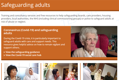 Safeguarding adults information hub