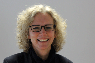 Head-shot of the author, Isabelle Trowler, Chief Social Worker for England (Children & Families)