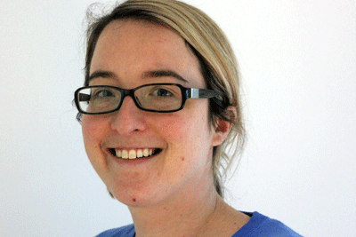 Head-shot of the author, Lucy Milich, SCIE Children's Practice Development Manager