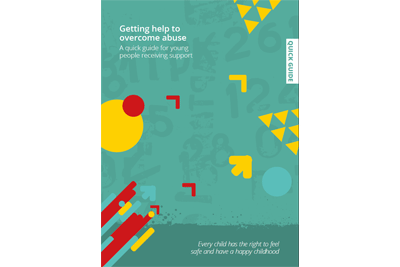 Cover of resource: Getting help to overcome abuse