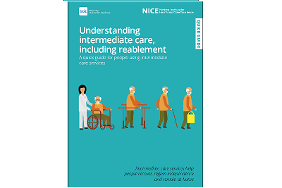 Cover of resource: Understanding intermediate care, including reablement