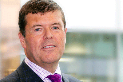 Head-shot of the author, Paul Burstow, announced today as SCIE's new chair