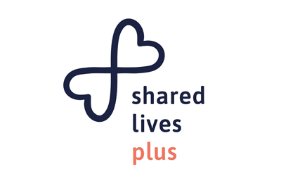 Shared Lives Plus logo