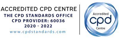 CPD Standards Office accreditation