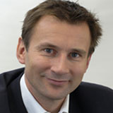 Photograph of Jeremy Hunt