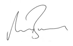 Lord Michael Bichard signature