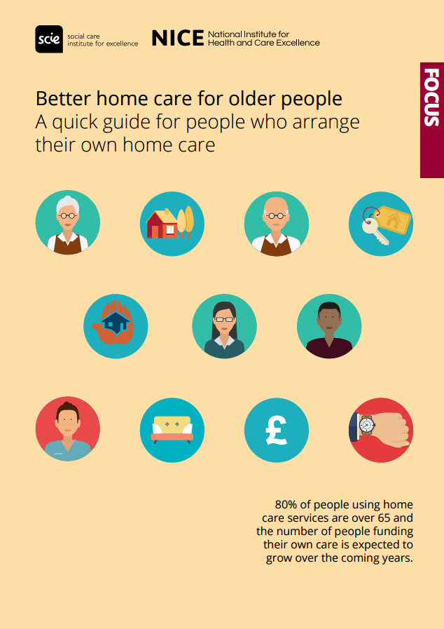 Better home care for older people