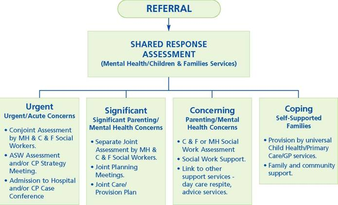 Families That Have Alcohol And Mental Health Problems Example From